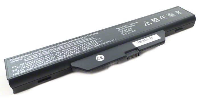 HSTNN-IB51 baterie do notebooku, pro HP 4400mAh