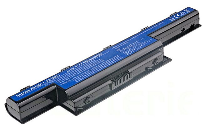 Baterie do notebooku Acer, pro Aspire 5733Z 5200mAh High Quality