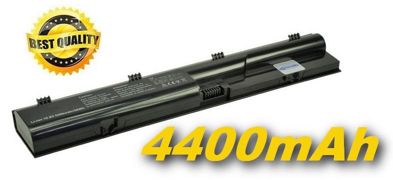 633805-001 baterie do notebooku, pro HP ProBook 4400mAh Best Quality