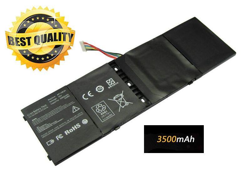 Baterie do notebooku Acer, pro řadu Aspire ES1-512 3500mAh 15V Li-POL Best Quality