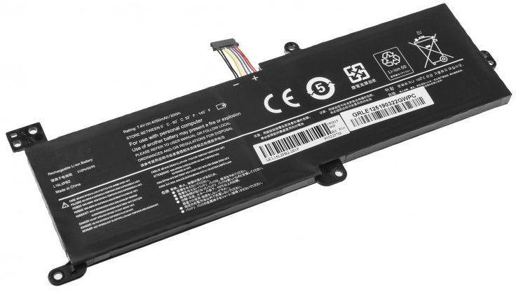 Baterie Lenovo IdeaPad 320 3900mAh 7,4V Li-Pol nahrazuje ORIGINÁL