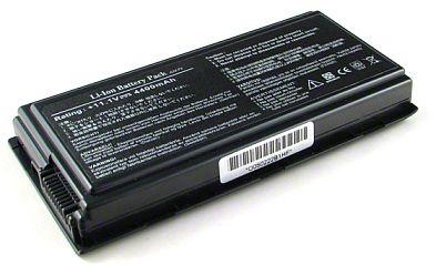 Baterie do notebooku Asus, pro Asus F5GL 10,8V, 11,1V 4400mAh Top Quality