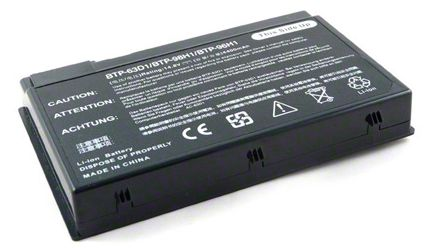 BTP-AHD1 baterie do notebooku, pro Acer - TOP Quality