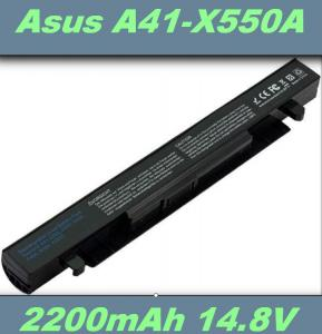 A41-X550 baterie do notebooku, pro Asus 2200mAh Li-ION Top Quality